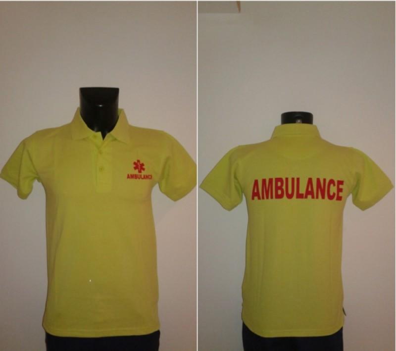 JuNo-BaLa Munkaruházat - Ambulance és felirat nélküli pólók 2f731820cb
