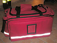 JuNo-BaLa Munkaruházat - Piros sürgősségi táska 8c02644ccb